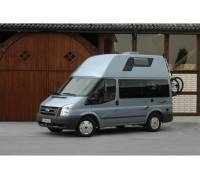 westfalia mobil ford transit nugget aufstelldach 85 kw. Black Bedroom Furniture Sets. Home Design Ideas